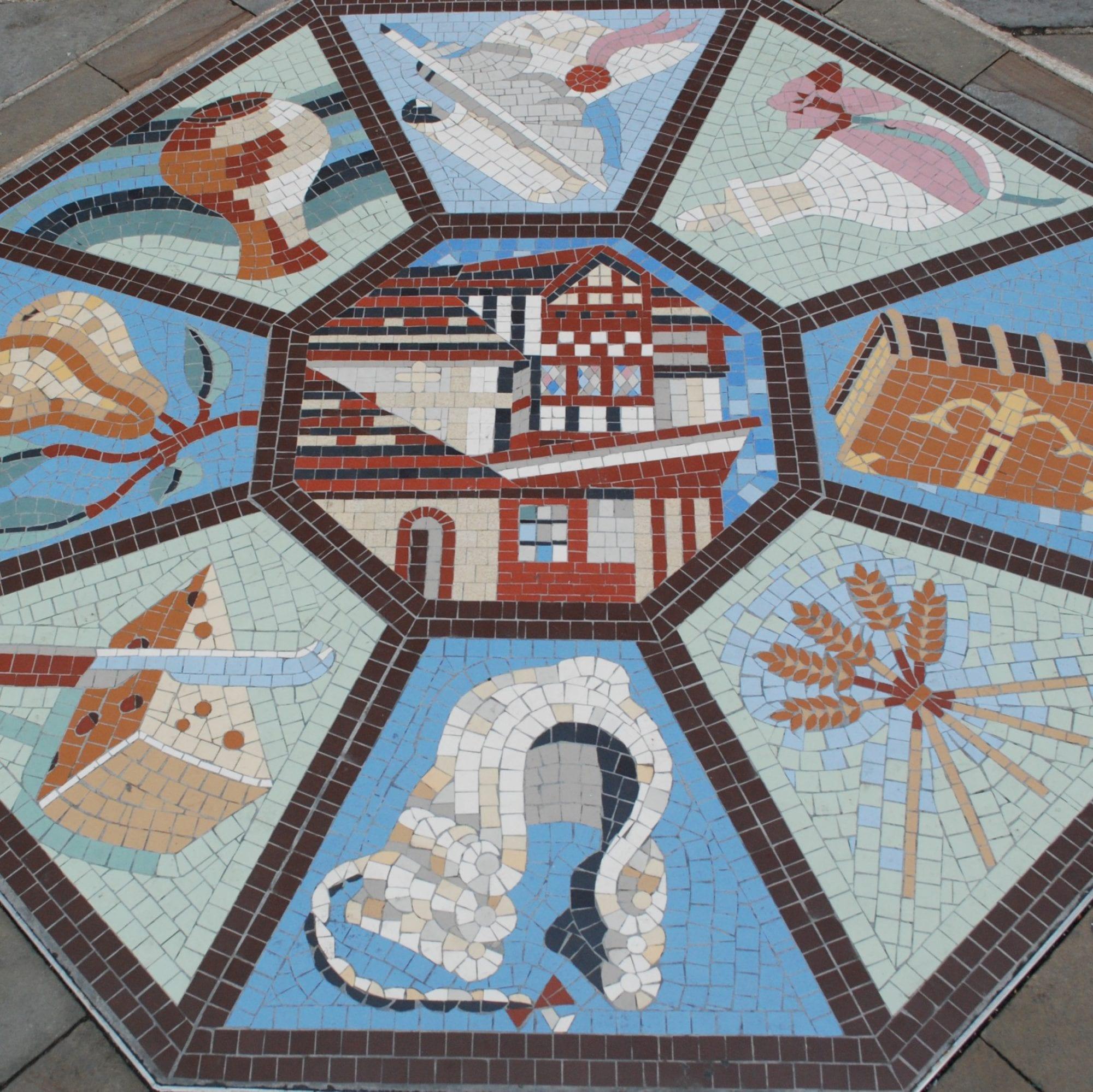 maverdine mosaic
